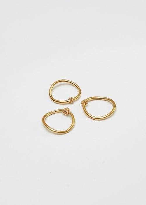 Set anillos Supple