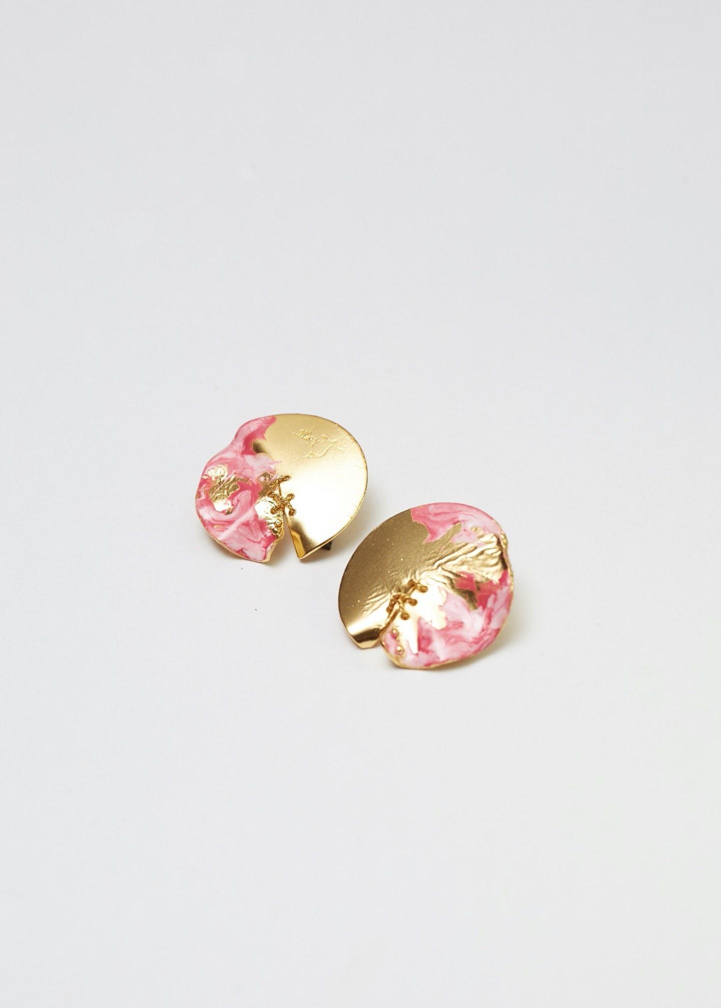 Aretes Nacimiento Rosa